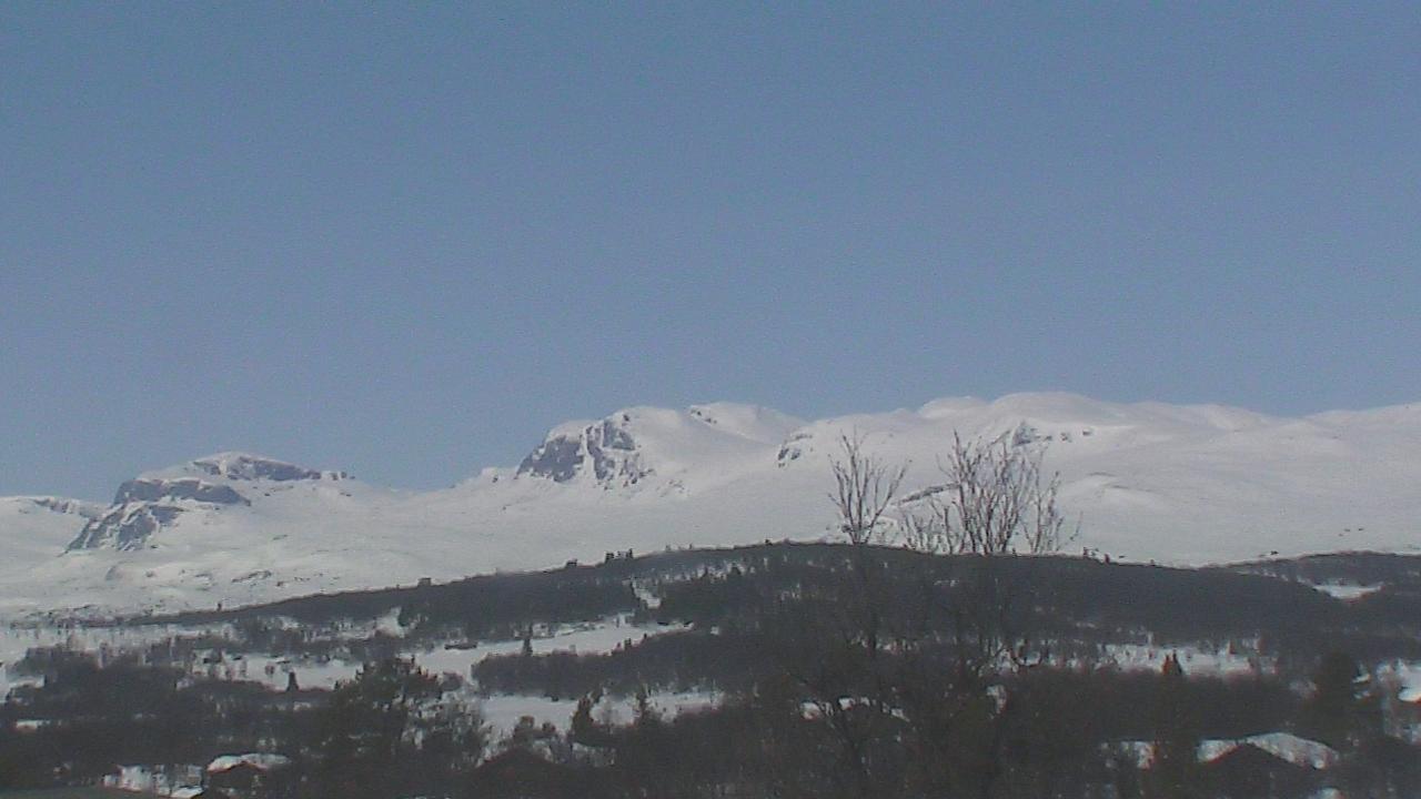 Webkamera Opeim: Øknin Torpo Hallingdal