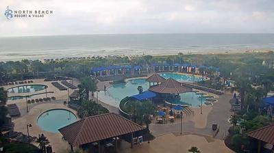 Vignette de North Myrtle Beach webcam à 9:08, janv. 17