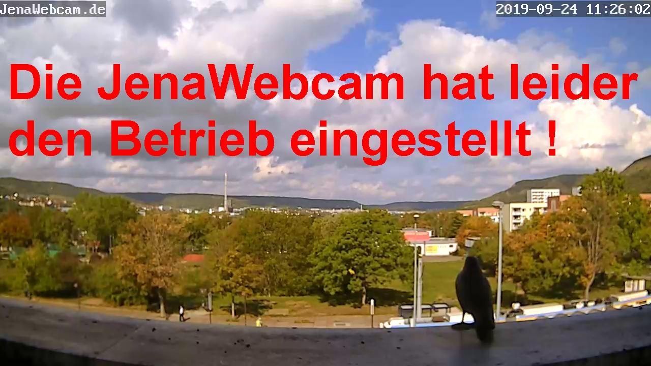 Webcam Lobeda: Jena − West: Jena − West) in Richtung Jena