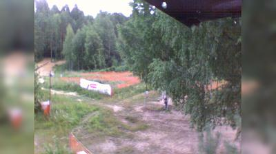 Север: Cross-country skiing trail in Garbolovo