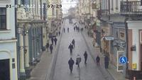 Chernivtsi › West: Kobylyans'koi Street - Day time