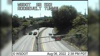 Roosevelt: SR  at MP . - Tunnel - Actuales