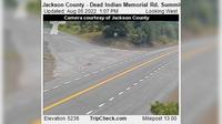 Climax: Jackson County - Dead Indian Memorial Rd. Summit - El día