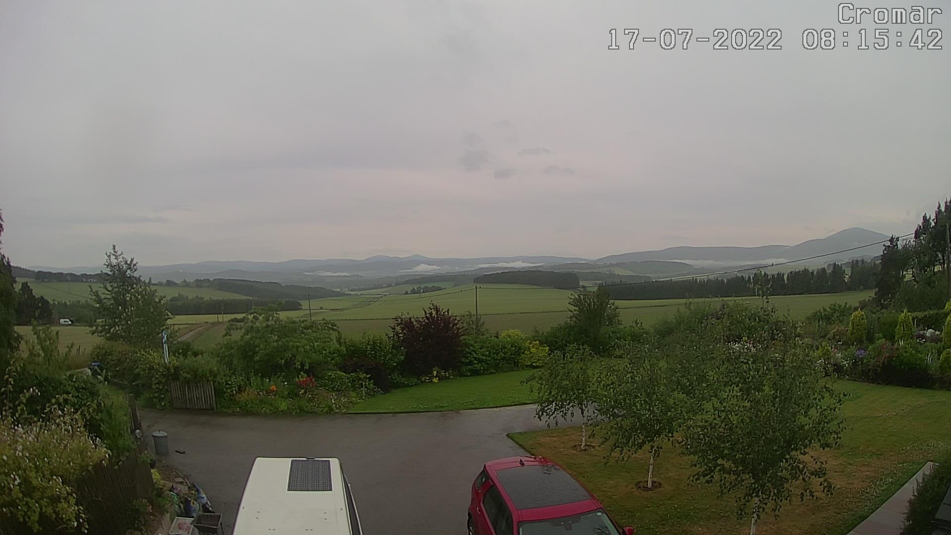 Webcam Tarland › South: Glen Tanar