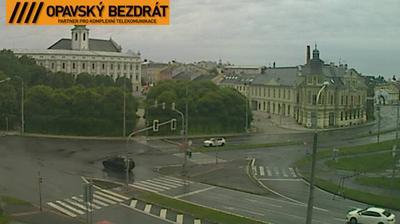 Значок города Веб-камеры в Velke Hostice в 9:07, янв. 20