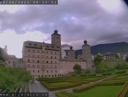 Brig-Glis › Süd-Ost: Stockalper Palace