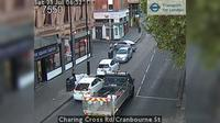 London: Charing Cross Rd/Cranbourne St - Actuales