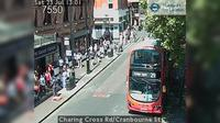 London: Charing Cross Rd/Cranbourne St - Dagtid