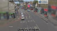 Croydon: Purley Way/Waddon Road - Dagtid