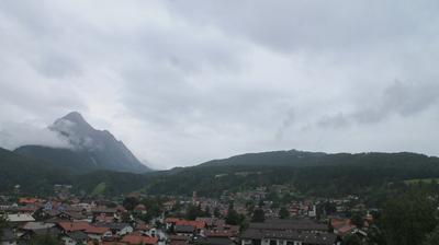 Thumbnail of Mittenwald webcam at 3:10, Jul 25