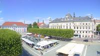 Innere Stadt: Klagenfurt Neuer Platz - El día