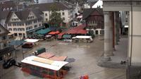 Stadt Dornbirn: Marktplatz - Actuales