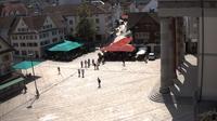 Stadt Dornbirn: Marktplatz - El día