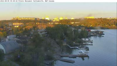 Current or last view from Yellowknife › South West