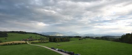 Langnau am Albis › Süd-West: Naturfreundeweg 8 - Rigi - Mount Pilatus - Eiger - Mönch - Jungfrau