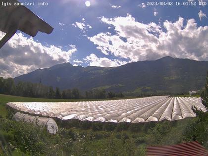 Landquart: Chimmispitz - Haldensteiner Calanda - Calandahütte SAC - Calanda