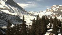 Kandersteg: Bergstation Sunnb�el - Actual