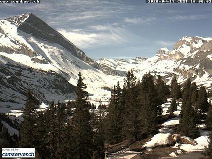 Kandersteg: Bergstation Sunnbüel
