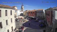 Sepino: Webcam Piazza Nerazio Prisco - Day time