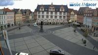 Neustadt b.Coburg: Coburg: Marktplatz - Recent