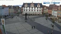 Neustadt bei Coburg: Coburg: Marktplatz - Recent