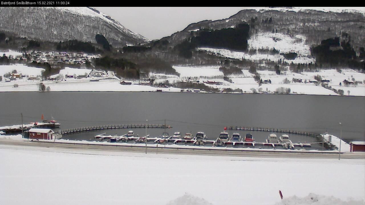Webcam Batnfjordsøra: Batnfjord Småbåthavn