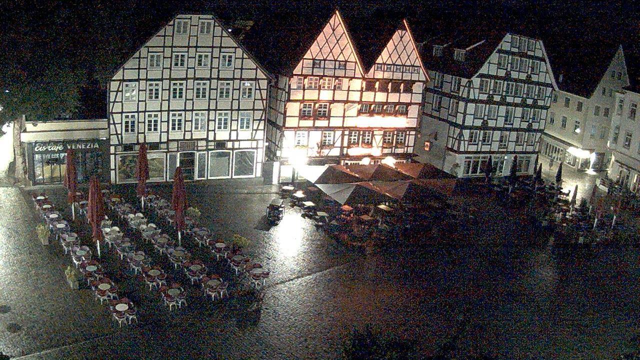 Webkamera Soest: Markt