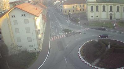 Current or last view from Lugoj: Piata Victoriei