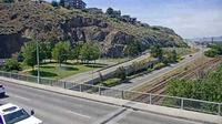 Kamloops: Overlanders Bridge - Overdag