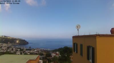 Webcam Casamicciola Terme: Hotel Villa Sirena