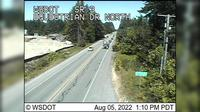 Poulsbo › North: SR  at MP : Equestrian Dr Looking North - El día