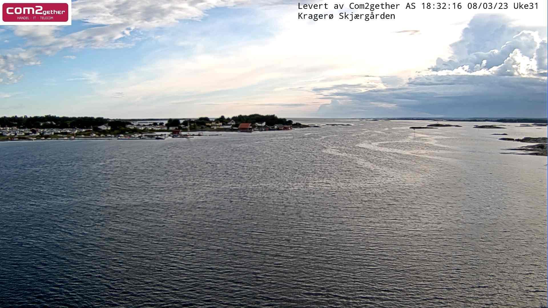 Webkamera Kragerø: fylke