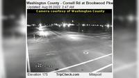 Hillsboro: Washington County - Cornell Rd at Brookwood Pkwy - Actuelle