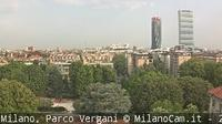 Milan > North-West: Parco Guido Vergani - Recent