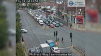 London: Watford Way - Aerodrome Rd - Actuales