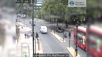 London: Lambeth Plc Rd/Royal St - Jour