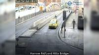 London: Harrow Rd/Lord Hills Bridge - Actuelle