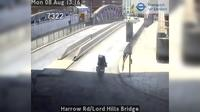 London: Harrow Rd/Lord Hills Bridge - Overdag
