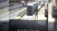 London: Harrow Rd/Lord Hills Bridge - Jour