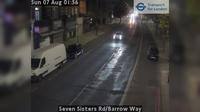North Cheam: Seven Sisters Rd/Barrow Way - Actuales