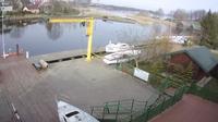 """Rajgród: Yacht Club """"Arcus"""" - Jezioro Rajgrodzkie - Recent"""