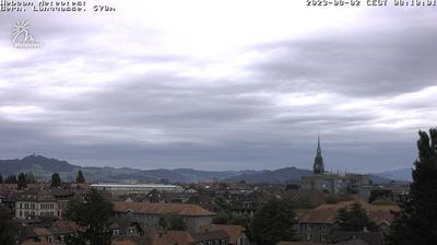 Thumbnail of Bern webcam at 3:06, Oct 19