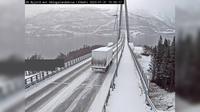 Laukvik: E Hålogalandsbrua (Retning Narvik)