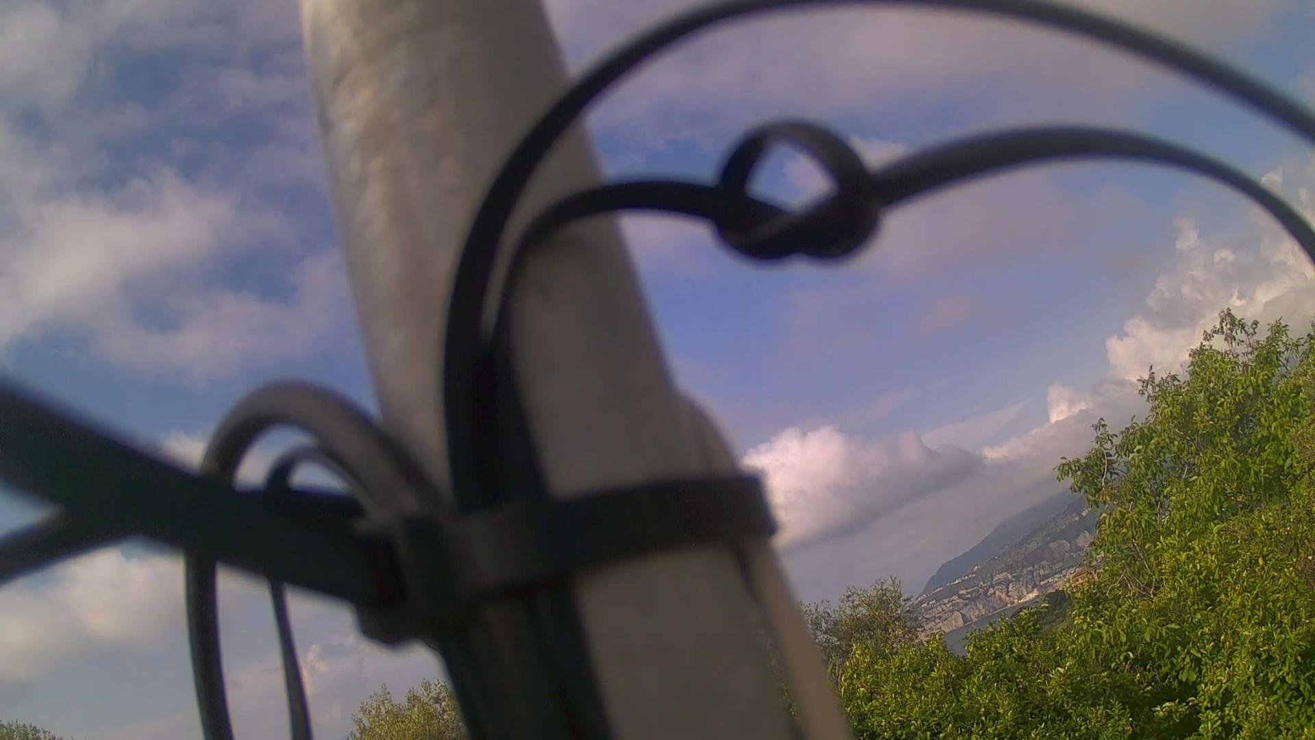 Веб камера острова Сорренто