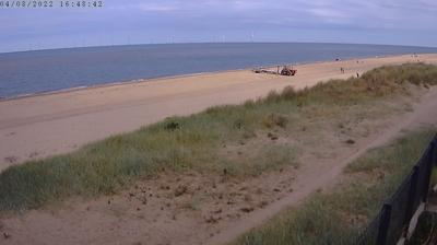 Great Yarmouth › Sud-est: Caister-On-Sea (Beach)