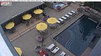 Aspen: ColoradoWebCam.NetAspen Square Hotel Pool - Web Cam - Current