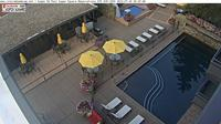 Aspen: ColoradoWebCam.NetAspen Square Hotel Pool - Web Cam - Overdag