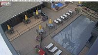 Aspen: ColoradoWebCam.NetAspen Square Hotel Pool - Web Cam - Day time