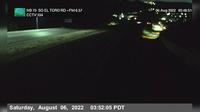 Aliso Viejo > North: SR- : El Toro Road Offramp - Actual