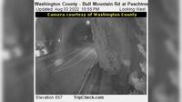 Tigard: Washington County - Bull Mountain Rd at Peachtree Dr - Current